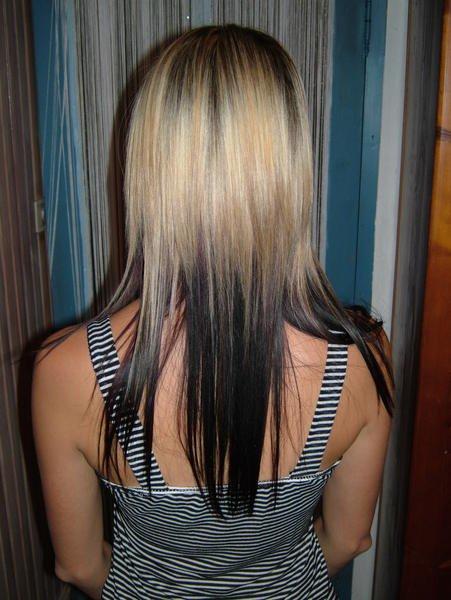 Blog de x new hair coup x page 2 blog de x new hair coup x - Photos meches blondes et noires ...